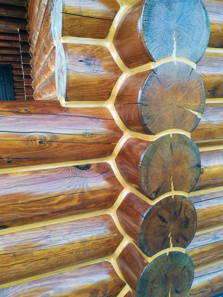 важный главный теплый шов для деревянного дома фото чтобы